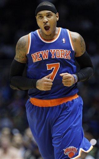 Knicks beat Nets in tuneup for season opener