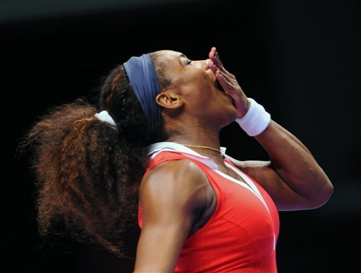 Serena beats Sharapova to win WTA Championships