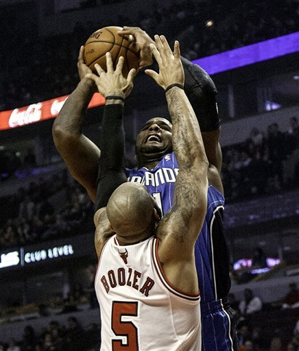 Deng, Bulls hand Magic first loss