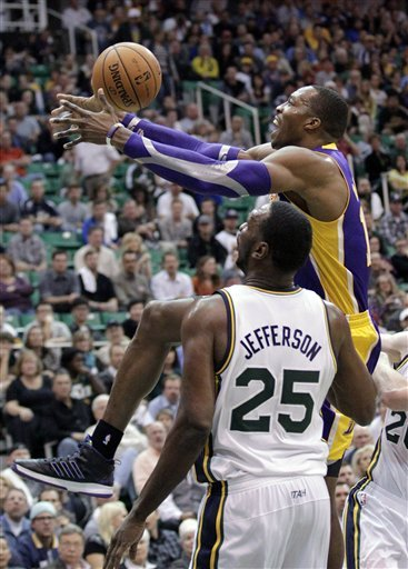 Foye, Jazz drop Lakers to 1-4 start
