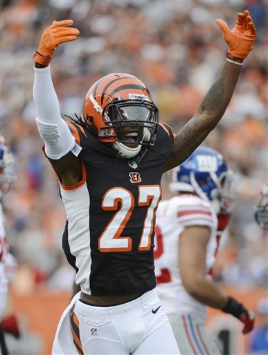 Dalton's 4 TDs lead Bengals over Giants 31-13