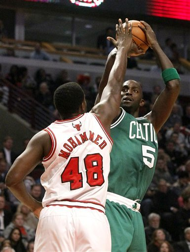 Rondo leads Celtics to 101-95 win over Bulls