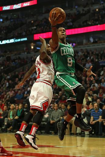 Rondo leads Celtics to 101-95 win over Bulls