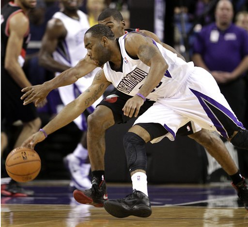 Trail Blazers top Kings 103-86 to end 4-game skid