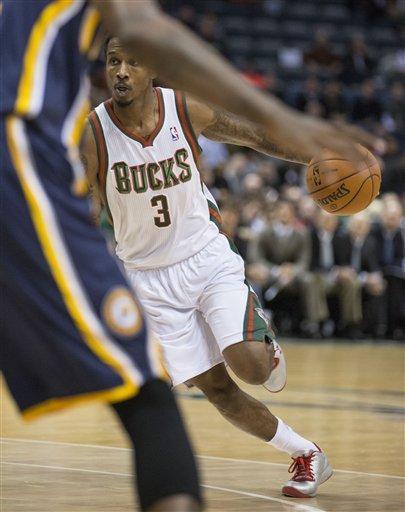 Jennings, Ellis lead Bucks past Pacers, 99-85