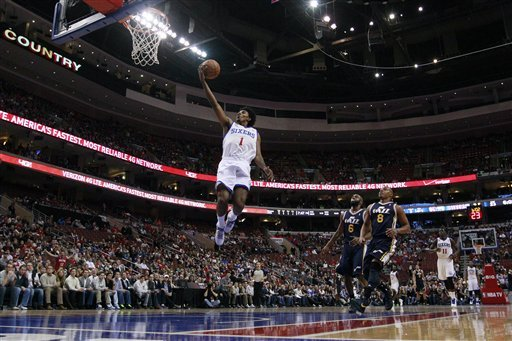 Holiday leads Sixers past Jazz 99-93