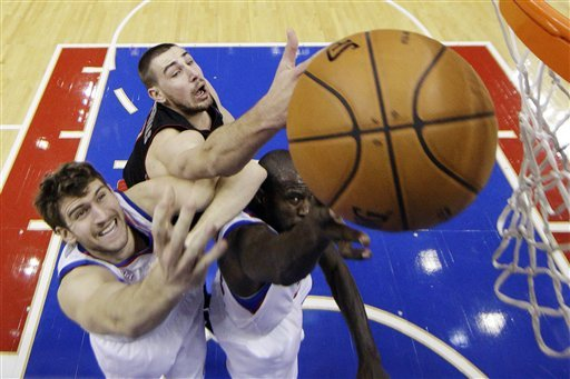 Richardson, Young lead 76ers over Raptors
