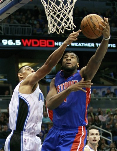 Magic ride 2nd-half run to 90-74 win over Pistons