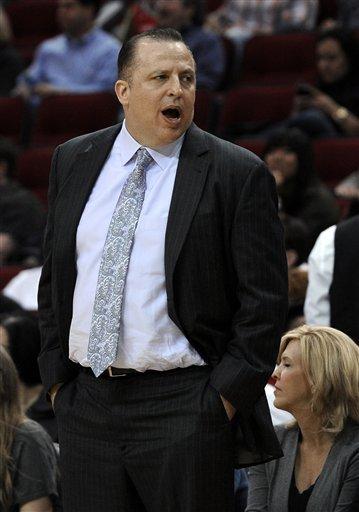 Harden scores 28 in Rockets' win over Bulls