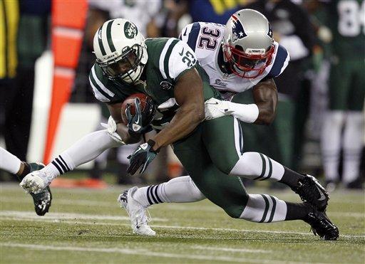 Brady, high-scoring Patriots embarrass Jets 49-19