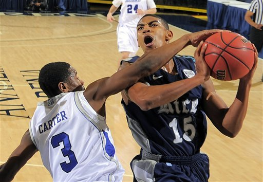 Clarke, Drake capture 77-66 win over Rice