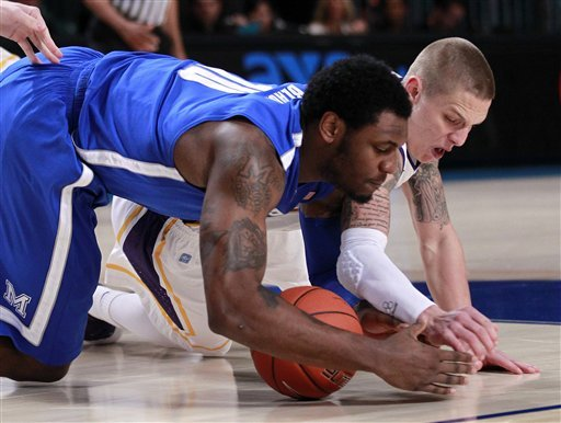 No. 19 Memphis avoids 0-3 run at Battle 4 Atlantis