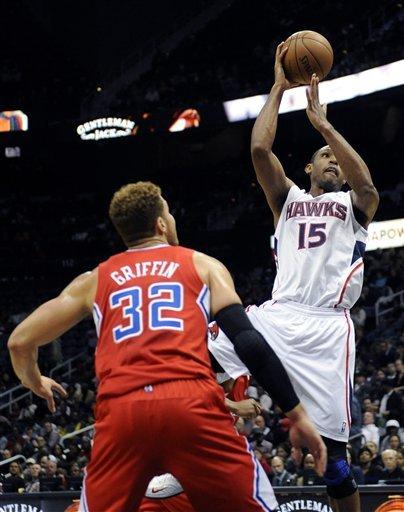 Teague, Pachulia lead Atlanta past Clippers