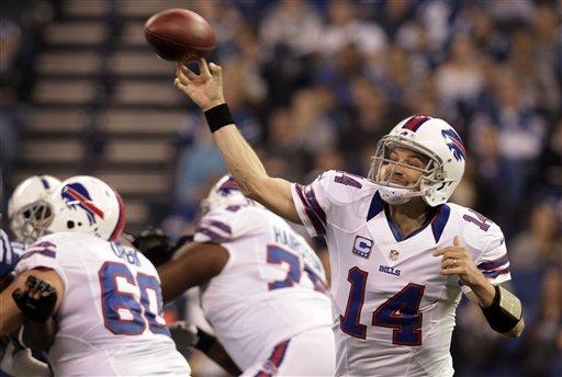 Hilton's big day leads Colts past Bills 20-13