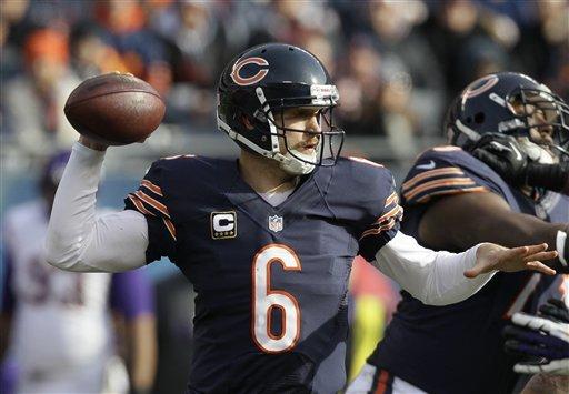 Cutler sharp as Bears beat Vikings, 28-10