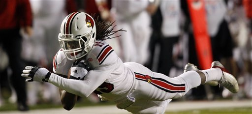 Bridgewater leads Louisville to BCS