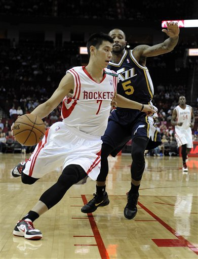 Parsons, Patterson lead Rockets past Jazz