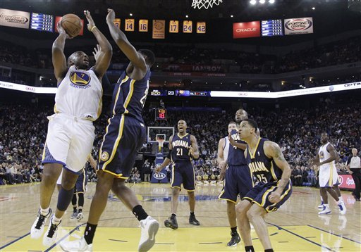 Warriors beat Pacers 103-92 for 3rd straight win