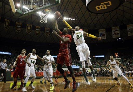 Austin, Jackson lead Baylor past Lamar 85-68
