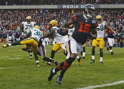 Packers clinch NFC North with 21-13 win over Bears