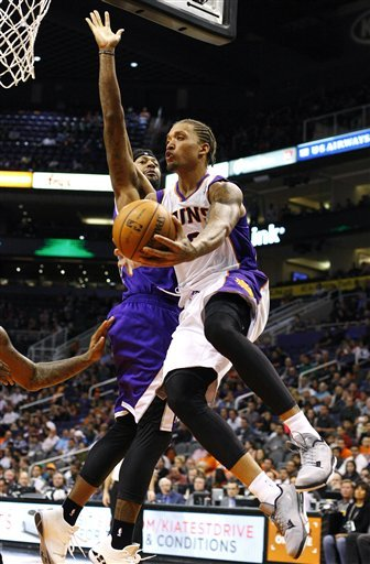 Suns come from behind to beat Kings 101-90
