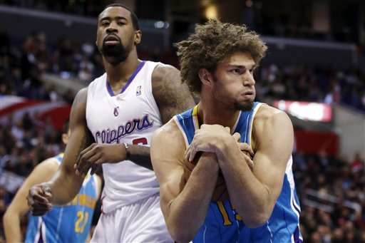 Clippers beat Hornets 93-77 for 11th straight win