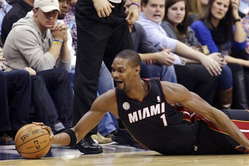LeBron over 20 again, Heat beat Mavericks 110-95
