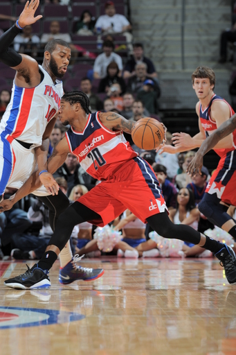 Pistons pound Wizards 100-68