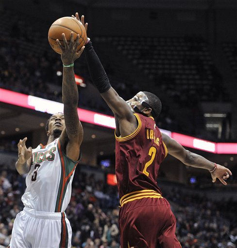 Cavaliers beat Bucks 94-82