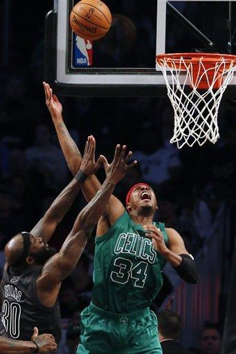 Rondo leads Celtics past Nets 93-76