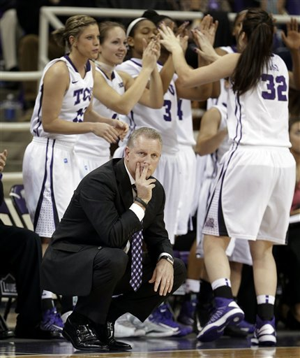 Griner leads Baylor women over TCU in Big 12 play