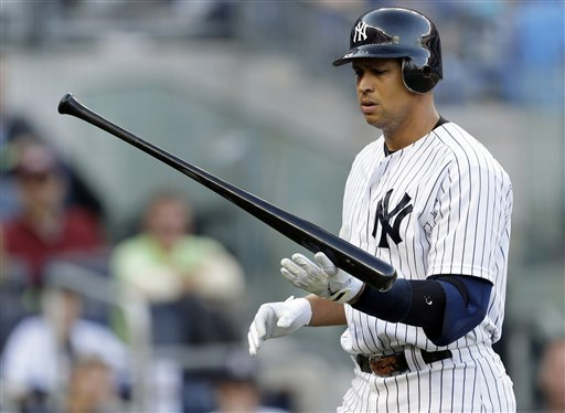 Alex Rodriguez has denied taking PEDs from the Miami clinic named in the report. (AP)