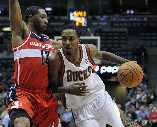 Beal scores 28 as Wizards beat Bucks 102-90