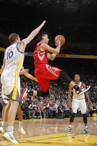 Harden leads Rockets past Warriors 116-107