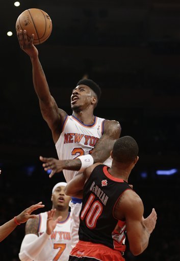 Raptors beat Knicks 92-88 for 4th straight win