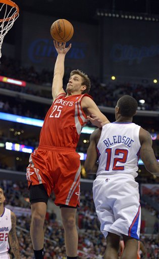 Clippers beat Rockets 106-96 for 3rd straight win