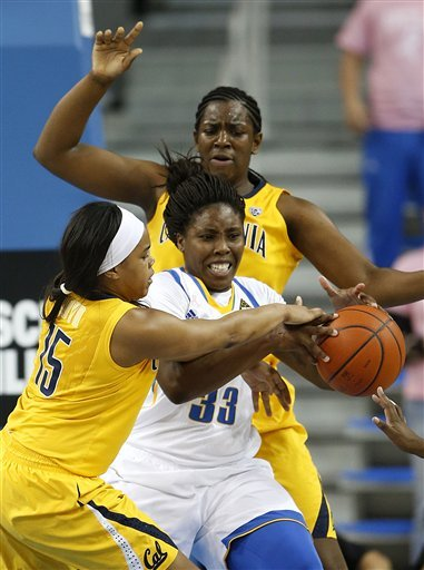 Brandon leads No. 6 Cal women past No. 15 UCLA