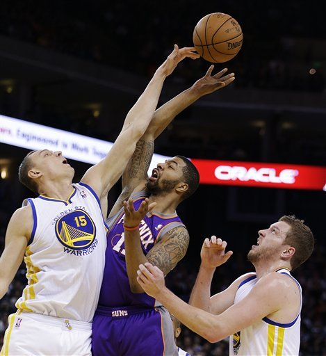 Warriors snap 6-game skid, beat Suns 108-98