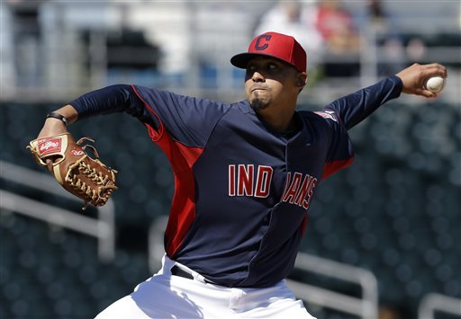 Indians rally, beat Reds 11-10 in spring opener