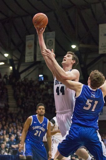 McCall, Mitchell lead Saint Louis over Butler