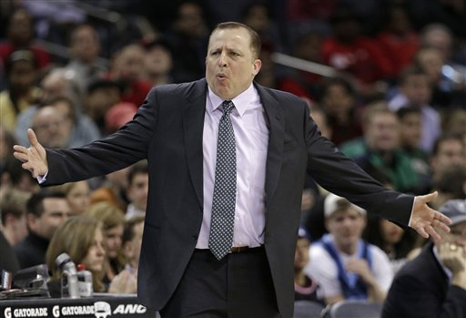 Balanced scoring leads Bulls past Bobcats 105-75