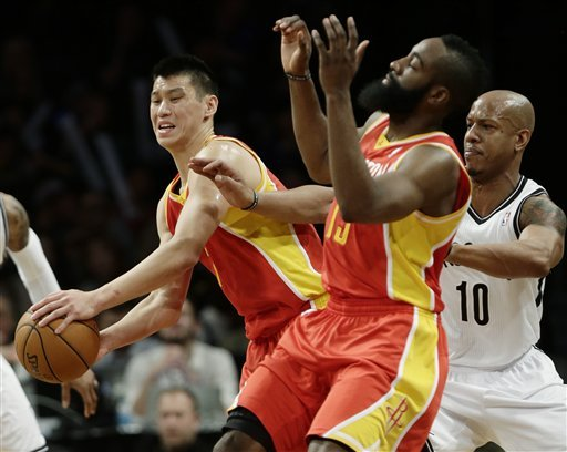 Rockets beat Nets for 13th straight time, 106-96