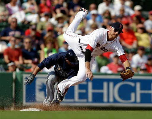 Lackey returns, Rays beat Red Sox in spring opener