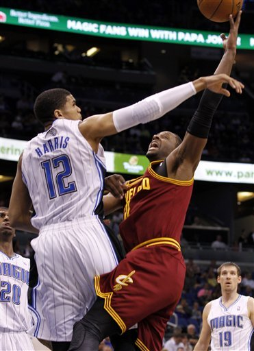 Speights, Irving lead Cavaliers past Magic 118-94