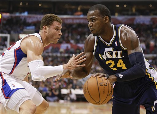Clippers get 1st sweep of Jazz since '78-79 season