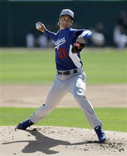 Greinke goes 2 innings, Dodgers tie White Sox 2-2