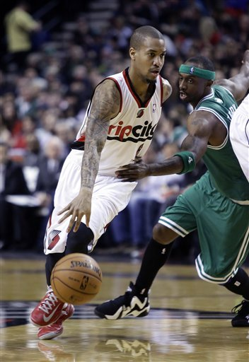 Matthews scores 24 as Blazers beat Celtics 92-86