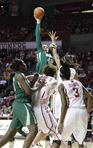 Griner, No. 1 Baylor women rout Oklahoma 86-64