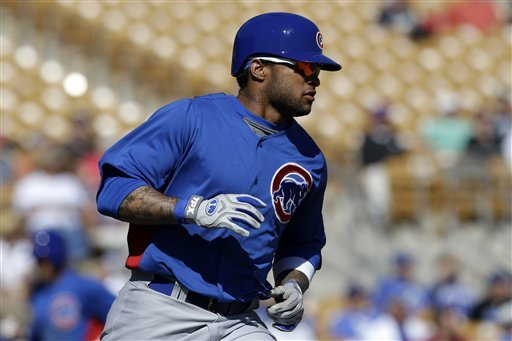 Cubs' Willis hurts shoulder against Dodgers