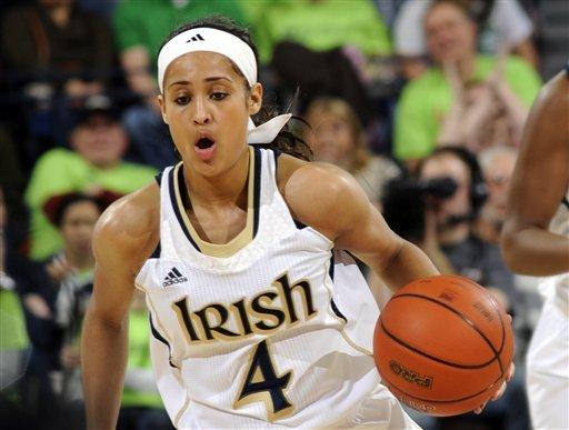 No. 2 Notre Dame beats No. 22 Syracuse 79-68